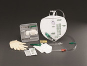 Catheter and Bag Kits and Trays
